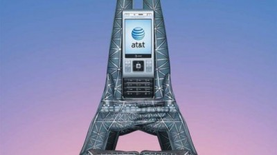 AT&T - Eiffel Tower