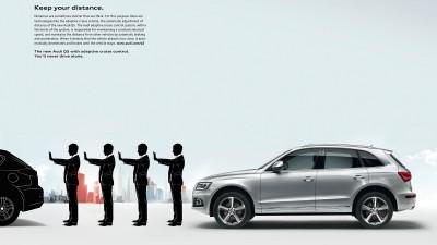 Audi Q5 - Cruise Control