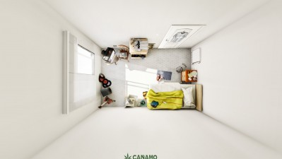 Canamo Magazine - Bedroom