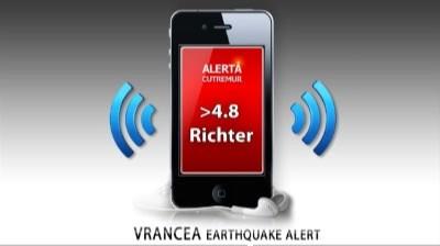 Case Study: IRSA - Vrancea Earthquake Alert