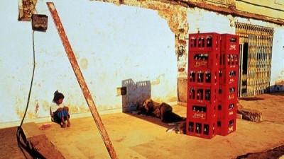 Coca-Cola - Man in the shadow