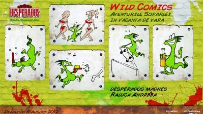 Desperados Wild Comics - Desperados Madness