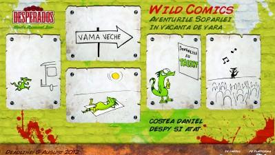 Desperados Wild Comics - Despy si atat