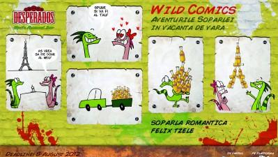 Desperados Wild Comics - Soparla romantica
