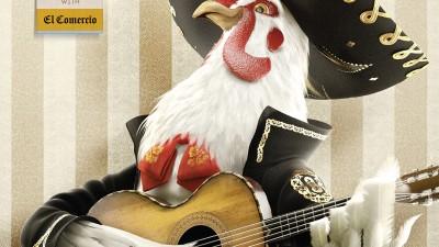 El Comercio - Chicken
