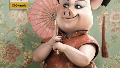 El Comercio - Pig