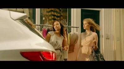 Hyundai Santa Fe - Upskirt: by storm edge design