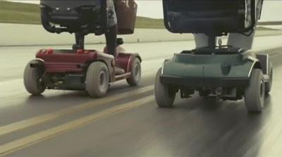 Jackpotjoy - Mobility Scooter Race