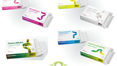 LaborMed - Packaging