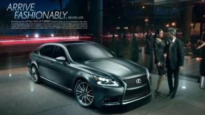 Lexus - Lexus LS Marketing Campaign