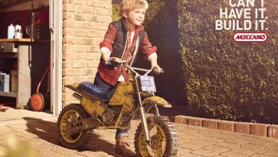 Meccano - Motorbike