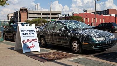 Memphis Redbirds Baseball - Dirty Car