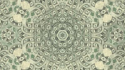 New York Lottery - Money Vault Multiplier, Kaleidoscope, 2