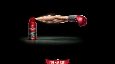 Old Spice - Arms, Boxer