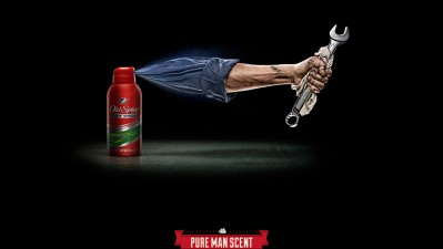 Old Spice - Arms, Mechanic