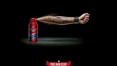 Old Spice - Arms, Rocker