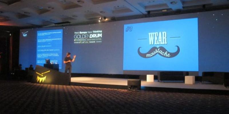 "Discursul lui Adrian Botan la Golden Drum: ""Amprenta locala ne va face relevanti la nivel global"""