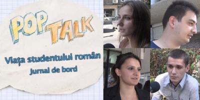[Pop Talk] Prin jungla invatamantului romanesc, cu o noua generatie de studenti