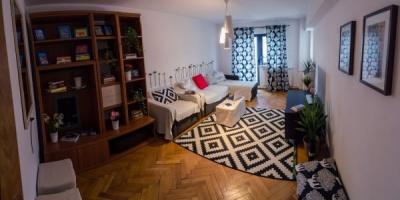 Patru bloggeri romani, in campania Apartamentul IKEA