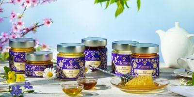 Brandtailors a creat brand-ul de miere si produse apicole Melliris pentru piata occidentala
