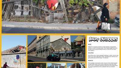 Publico Newspaper - Angry Outdoors