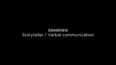 Rafael & Sons - Storyteller (Verbal communication)