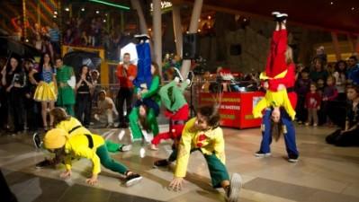 Refflor - Flash mob