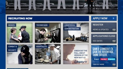 Royal Navy - Campaign from Saatchi & Saatchi New Zealand for Royal New Zealand Navy