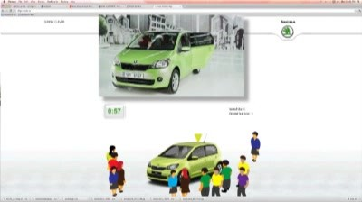 Skoda Citigo - New Communication Tool