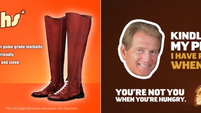 Snickers - Theismann's TheiHighs