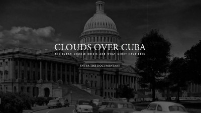 The JFK Presidential Library - Clouds Over Cuba