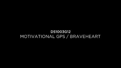 Toyota - Motivational GPS (Braveheart)