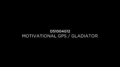 Toyota - Motivational GPS (Gladiator)