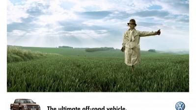 Volkswagen - Scarecrow