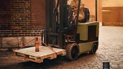 Wiser's - Forklift