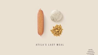 Animal - Atila's Last Meal