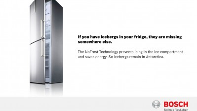 Bosch Freezer - Icebergs, 5