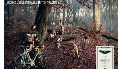 Brooks - Unquestionable British Tradition