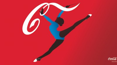 Coca-Cola - Athletes, Gymnast
