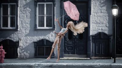 HotWheels - Barbie