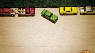 HotWheels - Parking