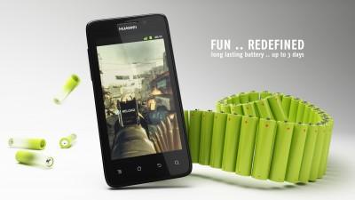 Huawei - Fun redefined