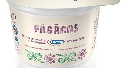 Lactag - Packaging, 2 (branza Fagaras)