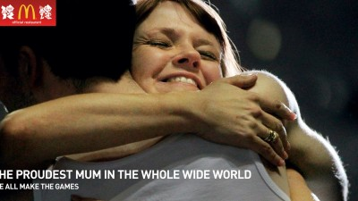McDonald's Olympics - We All Make the Games, The Proudest Mum In The Whole Wide World