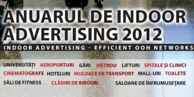 S-a lansat prima editie a Anuarului de Indoor Advertising din Romania