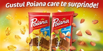 Produsul Poiana Mix Surprinzator, lansat printr-o campanie semnata de Ogilvy&Mather