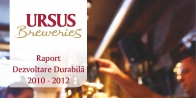 Rezultatele Raportului de Dezvoltare Durabila Ursus Breweries 2010-2012