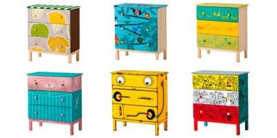 Art Director-ii de la Punct Advertising au personalizat comode pentru clientii IKEA