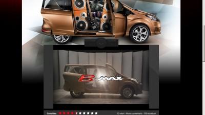 Preroll: Ford BMAX - Preroll Vocea Romaniei