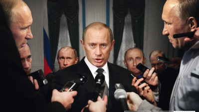 Reporters Without Borders - Putin